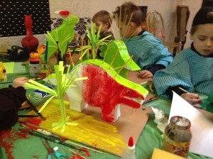 Dinosaurus workshop - eduvents